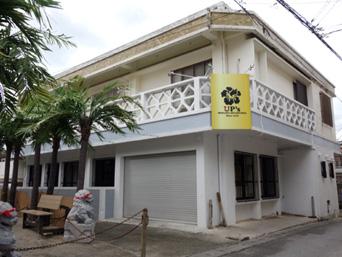 宮古島の古謝本店(閉店・現居酒屋UP's)