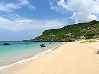 保良泉ビーチ/ボラガービーチ(宮古列島/宮古島のビーチ/砂浜)