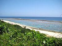 宮古島の吉野ビーチ/吉野海岸の写真