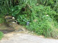 宮古島の吉野ビーチ/吉野海岸 - 公共シャワーはこれ?環境は最悪なビーチ