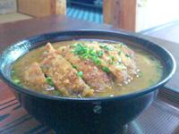 宮古島のお食事処 福屋 - 最近はカレーが水っぽくなった!?