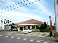 宮古島の古謝そば屋