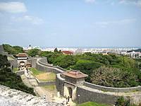 那覇の首里城公園 - 那覇の街並みが一望できます