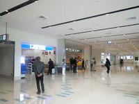 那覇の那覇空港国際線ターミナル - 1階の到着ロビー