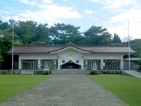 那覇の沖縄県護国神社