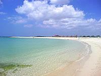 豊崎美らSUNビーチ/ちゅらさんビーチ