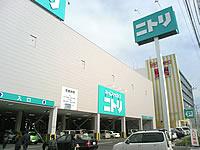 南部のニトリ南風原店