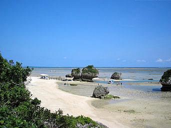 新原ビーチ/ミーバルビーチ