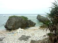 プナイパーの浜