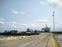 沖永良部島の和泊港