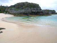 沖永良部島の正名海岸