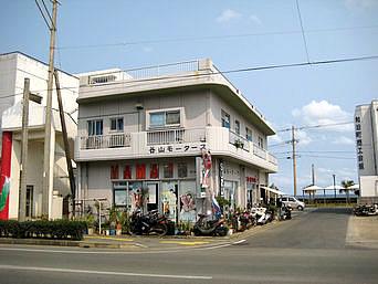沖永良部島の谷山モータース「和泊市街にあるレンタバイク屋さん」