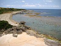 沖永良部島の笠石海浜公園・ファミリーランドレストランの写真