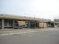 沖永良部島の沖永良部空港