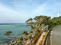 沖永良部島の国頭岬