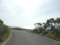 沖永良部島の国頭岬の写真