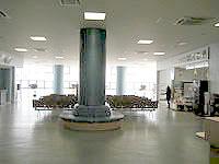 沖永良部島の和泊港旅客ターミナル/ショップはしぐちの写真