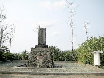 沖永良部島の西郷隆盛上陸の地