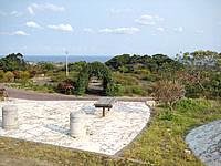 沖永良部島の越山公園 の写真