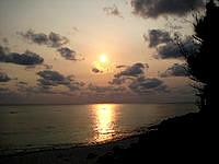 沖永良部島の屋子母海岸の写真