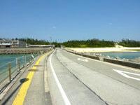 沖永良部島の長浜の写真