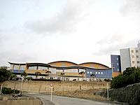沖永良部島の知名町フローラル館