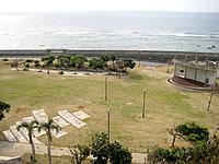 沖永良部島のフローラル知名広場