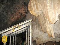 沖永良部島の昇竜洞序盤