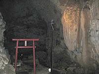 沖永良部島の昇竜神社