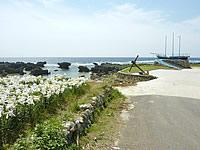 うじじ浜/ウジジ公園/カナダ帆船慰霊の地