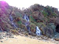 沖永良部島の阿場の滝/アバの滝
