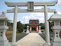 沖永良部島の高千穂神社