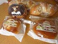 沖永良部島の城乃屋/パティスリーJYONOYA - 菓子パンが多かったかな