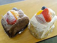 沖永良部島の城乃屋/パティスリーJYONOYA - ロールケーキはクリスマス限定?