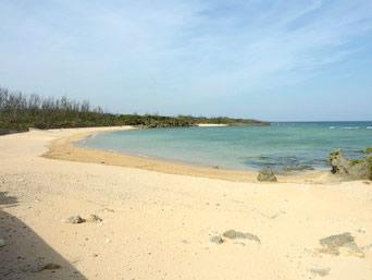 沖永良部島の西原海岸