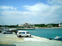 奥武島の奥武港