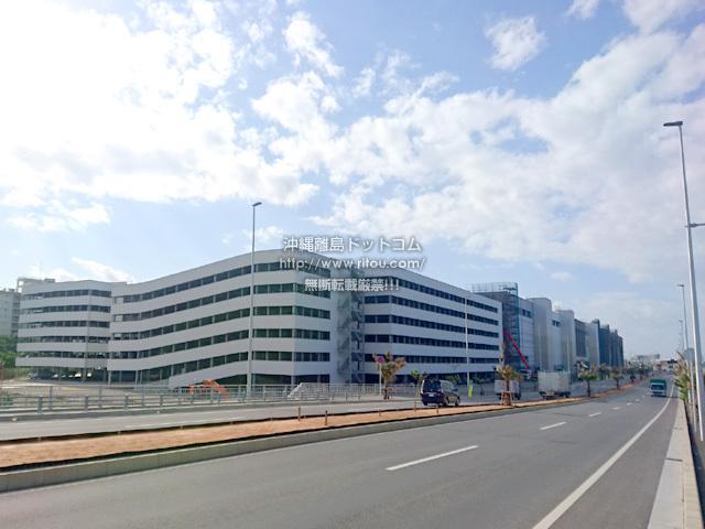 サンエー パルコ 駐 車場