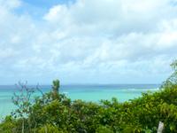瀬長島の展望台 - 景色は公園内を散策した方が良いものがある
