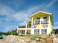 瀬底島のカフェBUBU/BEACHSIDE CAFE BUBU