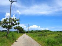 竹富島の竹富の周遊道路 - 外側の周回道路はいい雰囲気なので是非!