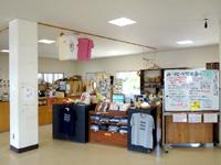 竹富島のてぇどぅん かりゆし館/待合所/旅客ターミナル - 待合室の他に売店や観光案内有り
