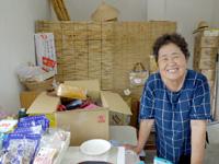 竹富島のたきどぅん - まさに「スマイル0円」の優しい笑顔