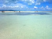 コンドイビーチ沖