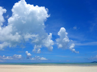 竹富島のコンドイビーチ沖 - もはや「沖」って感覚ではなく大陸!