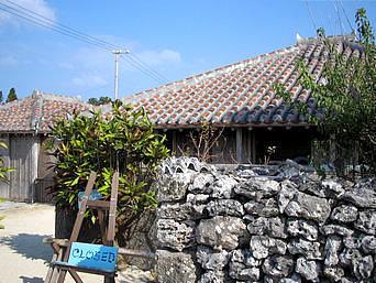 竹富島の南潮庵