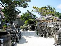 竹富島の喜宝院/蒐集館