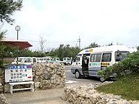 竹富島「竹富島巡回バス/竹富島交通」