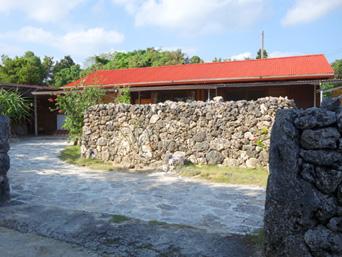 竹富島の島の民家の喫茶店 ういぬやー/竹富島で会いましょう