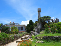 竹富島のなごみの塔 - あかやま荘の屋上を有料開放で対応?