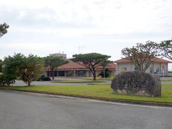 多良間島のかりゆす多良間空港/新多良間空港「離島の空港としては豪華過ぎる建物」